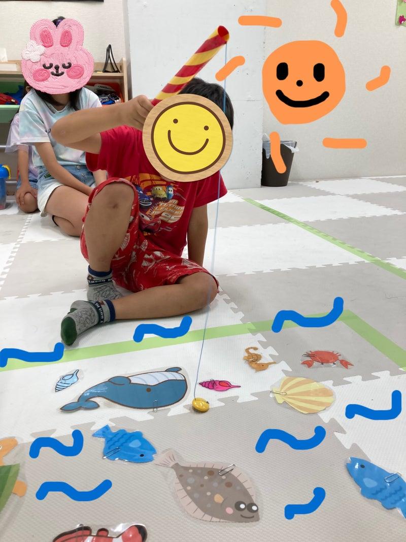 o1915255314978410562 - 7月28日toiro相模原教室 手作り魚釣り♬