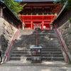 六所神社参拝の画像