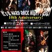 【It's a HARD ROCK NIGHT ❗2021】告知(^-^)/