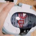 【超音波】洗浄クリーナー買ってみた(^□^)v【メガネ綺麗に】