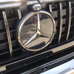 画像 メルセデスベンツ G350dご納車! の記事より 3つ目