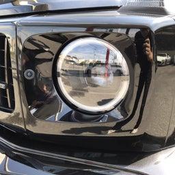 画像 メルセデスベンツ G350dご納車! の記事より 5つ目