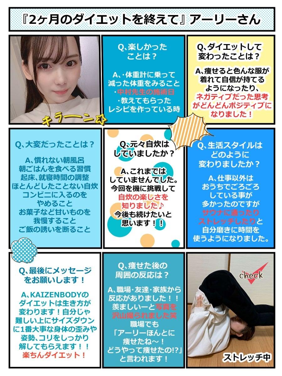 ダイエットモニター漫画2