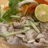 セブンイレブン『徳島県産すだち入り豚しゃぶパスタサラダ』をいただきました~~の画像