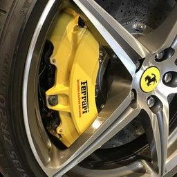 画像 新着車両!フェラーリ 458スパイダー!!! の記事より 4つ目