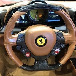 画像 新着車両!フェラーリ 458スパイダー!!! の記事より 7つ目