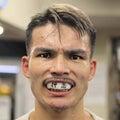日系ブラジル人プロボクサー アオキ・クリスチャーノ