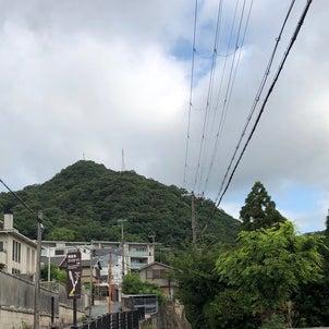 城山への画像