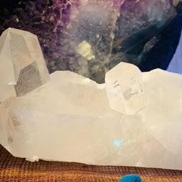 画像 ブラジル産水晶クラスター20%OFF♪♪♪ の記事より 5つ目
