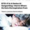 BTSのVは作詞作曲の天才です—ここに彼のインスピレーションの源があります