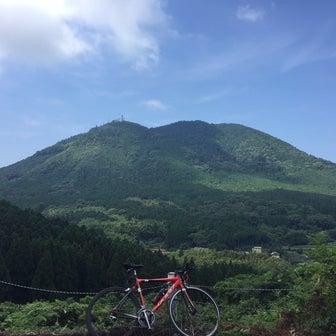 未知の道サイクリング