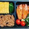 ホッケのみりん焼き・玉子焼き弁当・夫の1か月の体重の変化・美味しいカステラ
