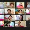 14名のインストラクターの方々が 笑顔いっぱいで参加の【美色会】の画像