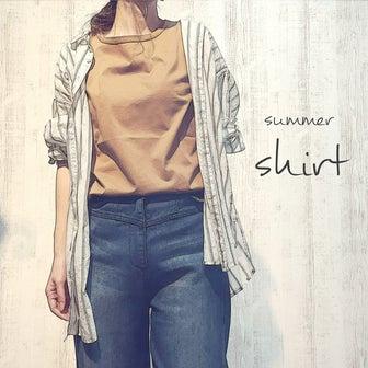 (L)shirt☆