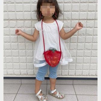 ワンダフルデー♡ツーハッチ半額ポチ♡マルイ送料無料♡次女コーデ