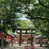 住吉神社へ御参拝の画像