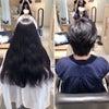 そして2度目のヘアドネーションですの画像