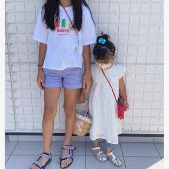 外遊び♡姉妹コーデ♡PICHI福袋♡食べ物ポチりたい!