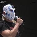 YOSHI-HASHIがバックステージで喋り続けるのも永遠だ!