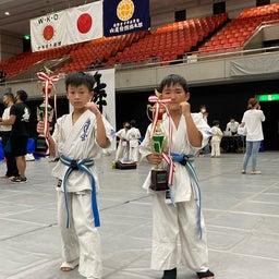 画像 2021白蓮会館全日本ジュニア大会 の記事より 2つ目