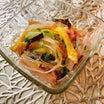 あきちゃんちのラララ♪お弁当♪レンジで作る春雨サラダレシピ編