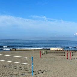 画像 今朝も少し波あり暑かった鵠沼海岸! の記事より 10つ目