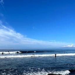 画像 今朝も少し波あり暑かった鵠沼海岸! の記事より 8つ目
