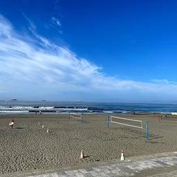 画像 今朝も少し波あり暑かった鵠沼海岸! の記事より 9つ目