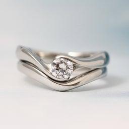 画像 アニバーサリーリングや婚約指輪としてもぴったりのエタニティリング✧*【AFFLUX京都雅店】 の記事より 1つ目