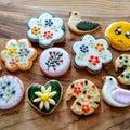 小学生・幼稚園児とアイシングクッキー作り