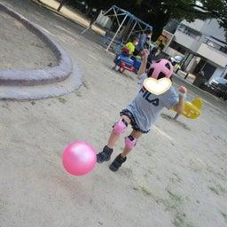画像 公園遊び♪ の記事より 9つ目