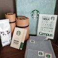 スタバ 25th Greener Coffee Set♪
