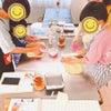 <レポ>親子レッスン!男の子2人と2種類のパン作り♡の画像