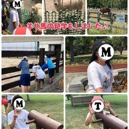 画像 たいむの夏休みinさとらんど♡札幌市南区児童デイサービスたいむ の記事より 4つ目