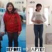 17kg痩せて起きた3つの変化