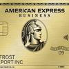 アメックスビジネスゴールドカードがメタル製に!加えて年会費が改定されたという話しの画像