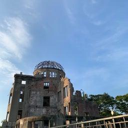 画像 広島平和公園にて の記事より 3つ目
