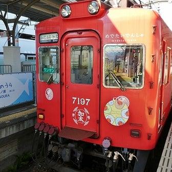 すみっコぐらし電車 in 加太線(南海加太線)