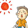暑は夏い…  (^_^;)の画像