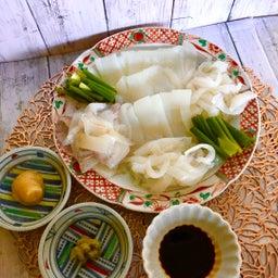 画像 頂き物でちょっと贅沢な朝ごはん♪「イカ朝定食」 の記事より 3つ目