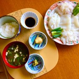 画像 頂き物でちょっと贅沢な朝ごはん♪「イカ朝定食」 の記事より 5つ目