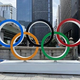 オリンピックアゴラと金魚フルーツサイダー日本橋♪