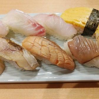 新宿でお寿司ランチ