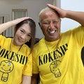 今日はみんなのこけし本間朋晃と本間千恵の結婚記念日 今年で4年目