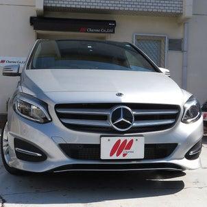 Mercedes-Benz B180 Premium Package 入庫!!の画像