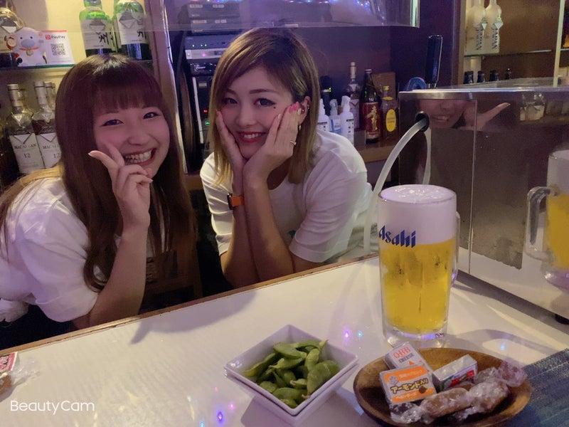 キンキン生ビールとおつまみ!