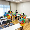 夏休み親子バルーン教室開催しましたの画像