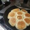 レオパレスのキッチンでパンを焼いてみました(°▽°)の画像