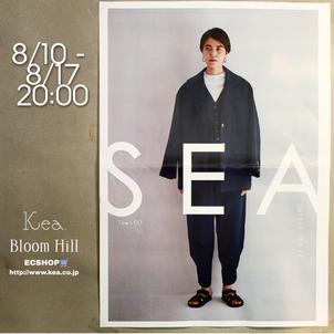 【Kea.】SEA22pre spring 受注会の画像