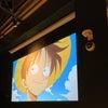 都内のお洒落なレストランに100インチスクリーン導入しました〜の画像
